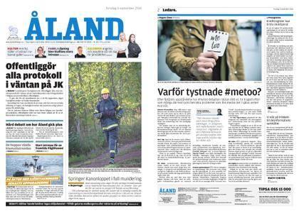 Ålandstidningen – 06 september 2018