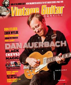 Vintage Guitar - October 2019