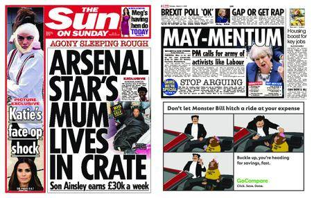 The Sun UK – 04 March 2018
