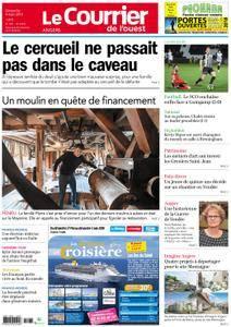 Le Courrier de l'Ouest Angers - 04 mars 2018