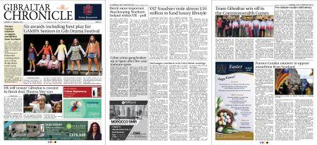 Gibraltar Chronicle – 27 March 2018