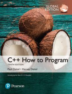 C++ How to Program (Early Objects Version), 10th Global Edition (Repost)