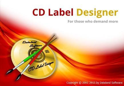 Dataland CD Label Designer 7.1 Build 754 DC 14.12.2017 Multilingual Portable