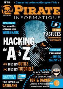 Pirate Informatique - Avril-Juin 2021