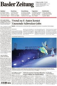 Basler Zeitung - 19 Juli 2019