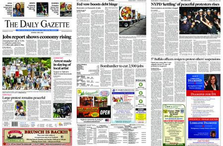The Daily Gazette – June 06, 2020