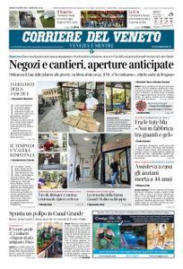 Corriere del Veneto Venezia e Mestre – 25 aprile 2020