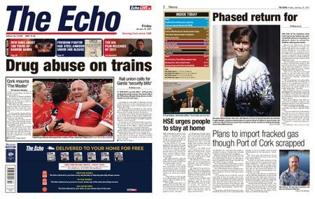 Evening Echo – January 15, 2021