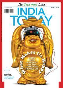 India Today - January 15, 2018