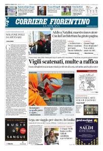 Corriere Fiorentino La Toscana – 24 gennaio 2020