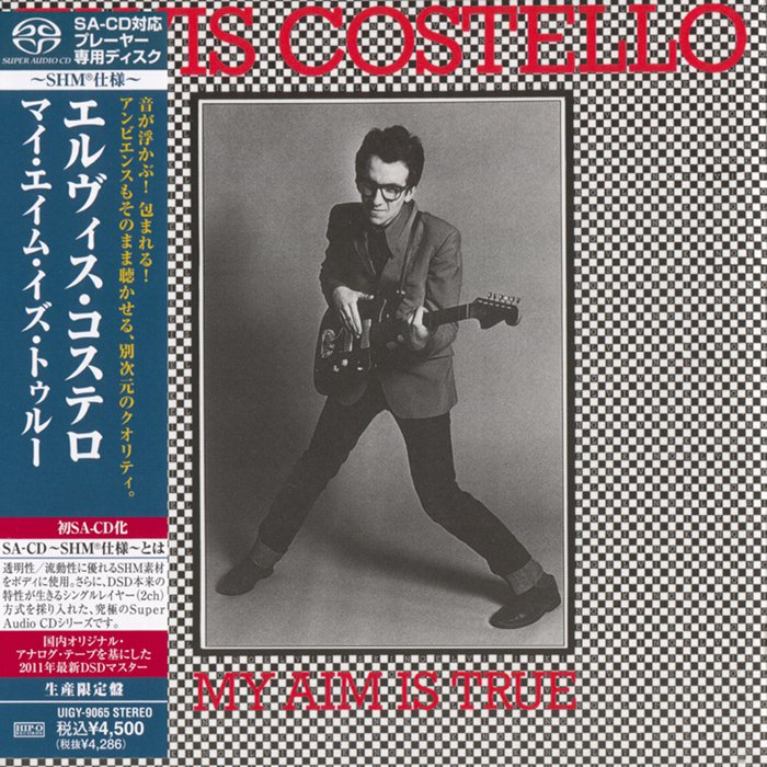 Elvis Costello - My Aim Is True (1977) [Japanese Limited SHM-SACD 2011] PS3 ISO + Hi-Res FLAC