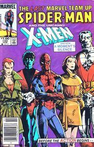 Marvel Team-Up v1 150 1985