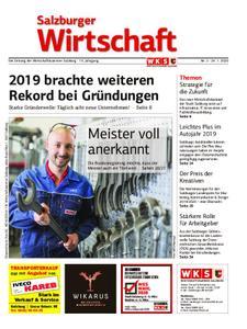Salzburger Wirtschaft – 24. Januar 2020