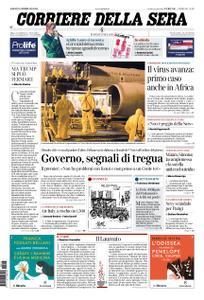 Corriere della Sera – 15 febbraio 2020