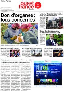 Ouest-France Édition France – 24 juin 2019