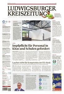 Ludwigsburger Kreiszeitung LKZ - 13 Juli 2021