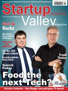 Startup Valley - Nr.3 2019