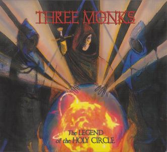 Three Monks - The Legend of the Holy Circle (2013) {Black Widow BWRCD159-2}