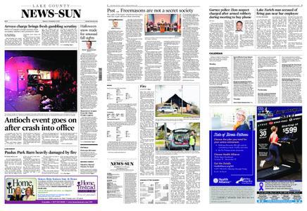 Lake County News-Sun – November 04, 2019
