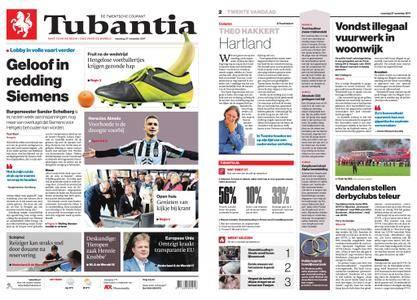 Tubantia - Enschede – 27 november 2017