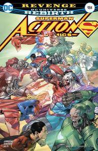 Action Comics 984 2017 2 covers Digital Zone-Empire