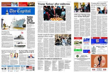 The Capital – November 14, 2018