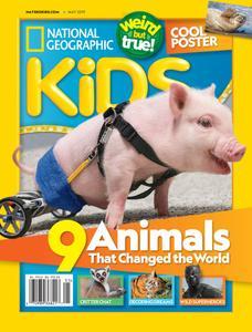 National Geographic Kids USA - May 2019