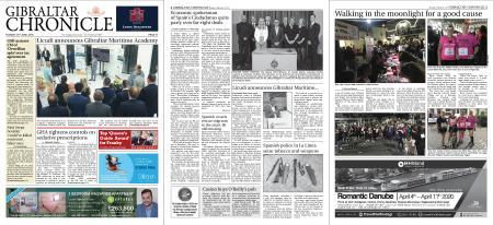 Gibraltar Chronicle – 25 June 2019