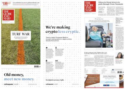 The Globe and Mail – April 19, 2018