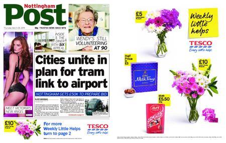 Nottingham Post – March 28, 2019