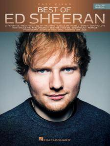 Best of Ed Sheeran for Easy Piano, Updated Edition