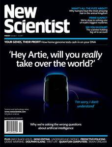 New Scientist - October 07, 2017