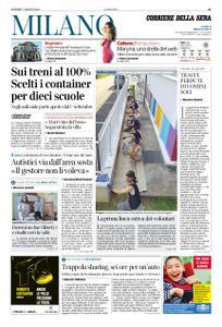 Corriere della Sera Milano – 07 agosto 2020