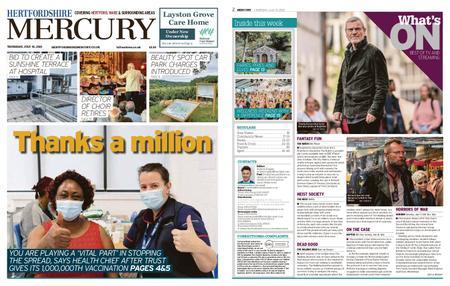 Hertfordshire Mercury – July 15, 2021