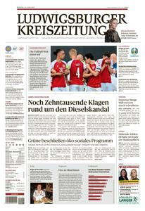 Ludwigsburger Kreiszeitung LKZ - 14 Juni 2021
