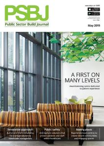 PSBJ Public Sector Building Journal - May 2019