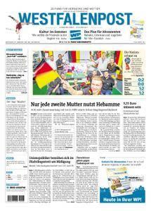 Westfalenpost Wetter - 27. Juni 2018