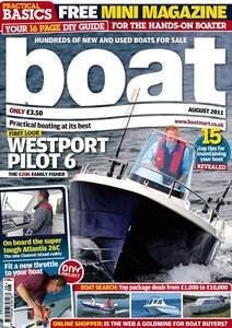 Boat Mart - August 2011