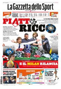 La Gazzetta dello Sport Roma – 16 dicembre 2020