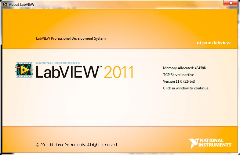 LabVIEW 2011 with Toolkits 32bit & 64bit