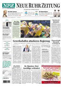 NRZ Neue Ruhr Zeitung Essen-Postausgabe - 18. Dezember 2017