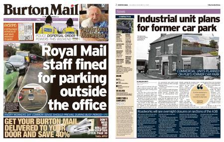 Burton Mail – November 14, 2020