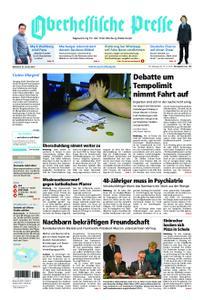 Oberhessische Presse Marburg/Ostkreis - 23. Januar 2019