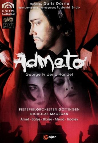 Handel - Admeto, re di Tessaglia (Nicholas McGegan) [2010] RE-UPLOAD