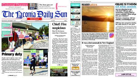 The Laconia Daily Sun – September 09, 2020
