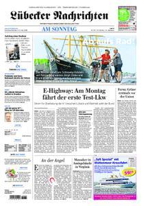 Lübecker Nachrichten Ostholstein Süd - 02. Juni 2019