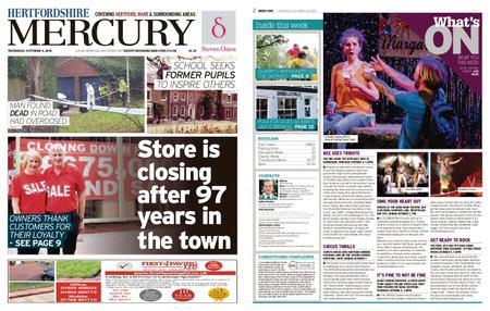 Hertfordshire Mercury – October 04, 2018