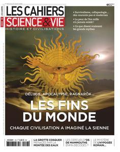 Les Cahiers de Science & Vie - juillet 2020