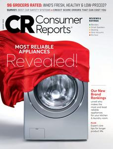 Consumer Reports - August 2019
