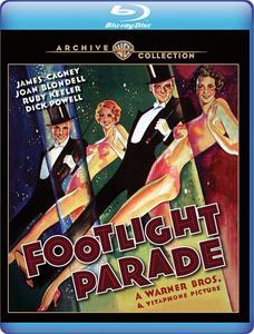 Footlight Parade (1933) + Extras